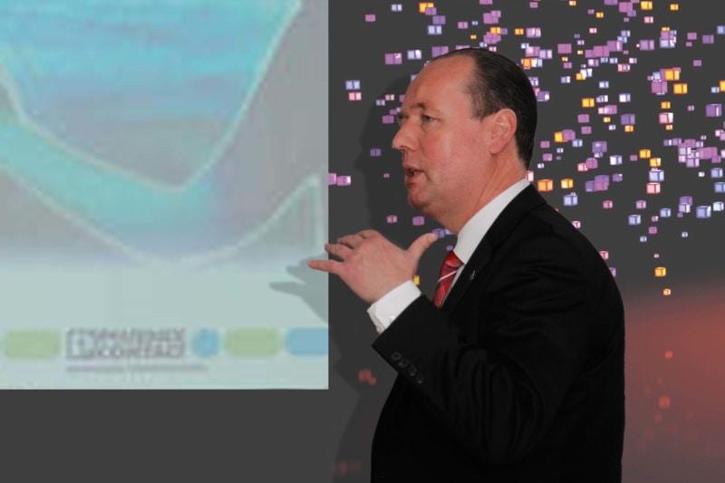 Frank Stührenberg, CEO Phoenix Contact