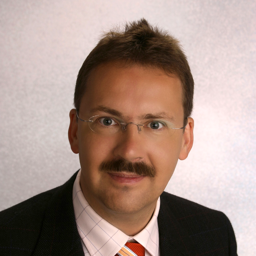 INDUSTRY.forward Summit 2020-Speaker – Werner Schwarz, CDO, Gerolsteiner Brunnen GmbH & Co. KG