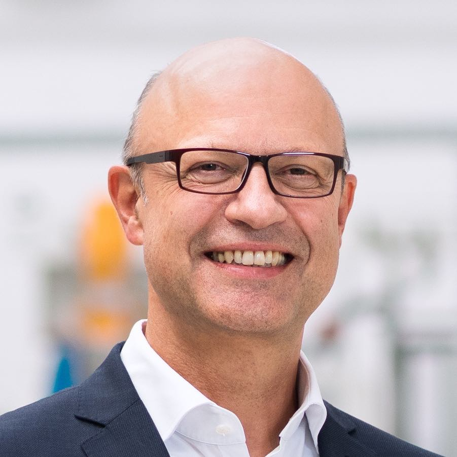 Dr. Frank Stieler KraussMaffei