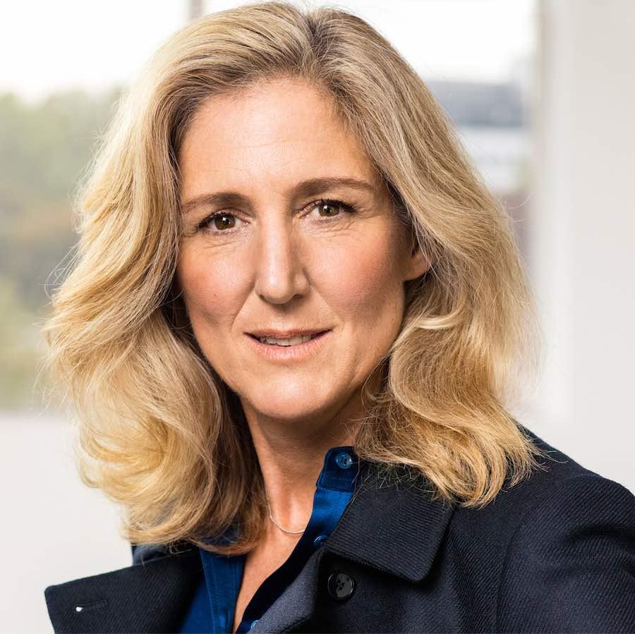 Sabine Nallinger, Vorständin Stiftung 2 Grad