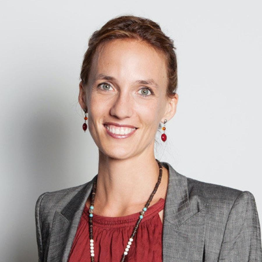 Stephanie Schmelcher-Mändle, Moderatorin IFS 2020