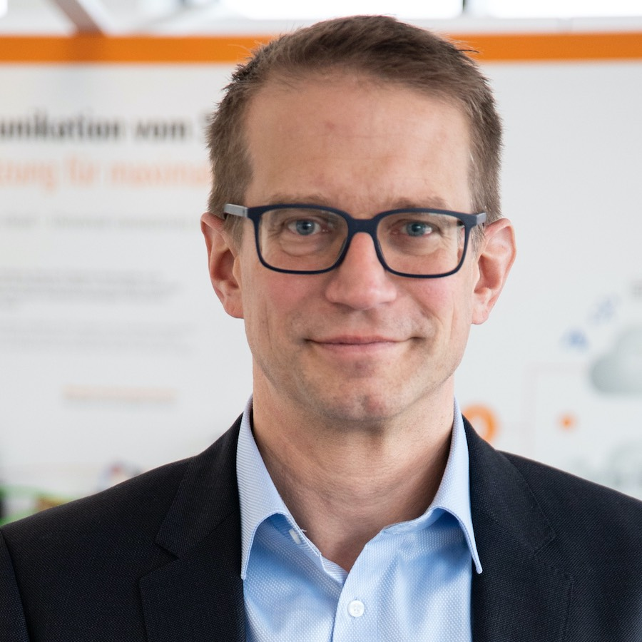 Dr. Thomas Bürger, Weidmüller, Speaker INDUSTRY.forward Summit 2020