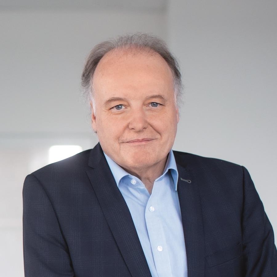 Dr.-Ing. Gunther Kegel, Präsident VDE und ZVEI, CEO Pepperl + Fuchs