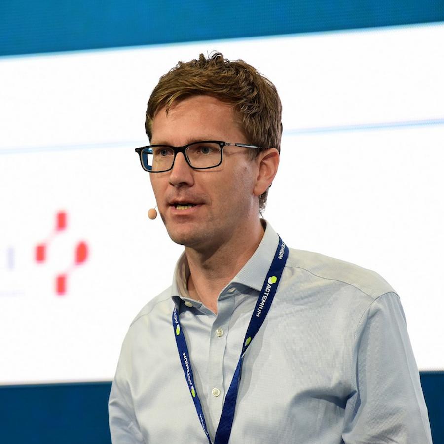 Dr. Bernhard Kirchmair, Speaker IFS 2020