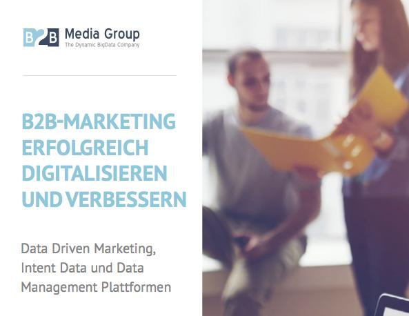 Whitepaper:  Mit Data Driven Marketing erfolgreich sein