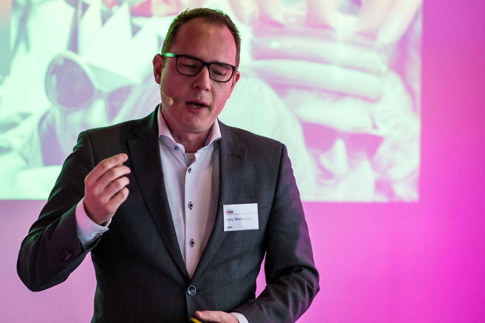 Berry Medendorp (Belden): Marketing Automation & Metric Driven Marketing – den Marketing- & Sales-Funnel kennen und steuern!