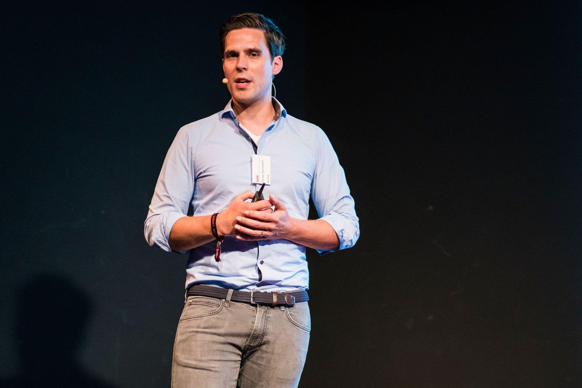 Florian Hermsdorf (Otto Group): It's about culture – das richtige Setup zur Etablierung von Corporate Innovation