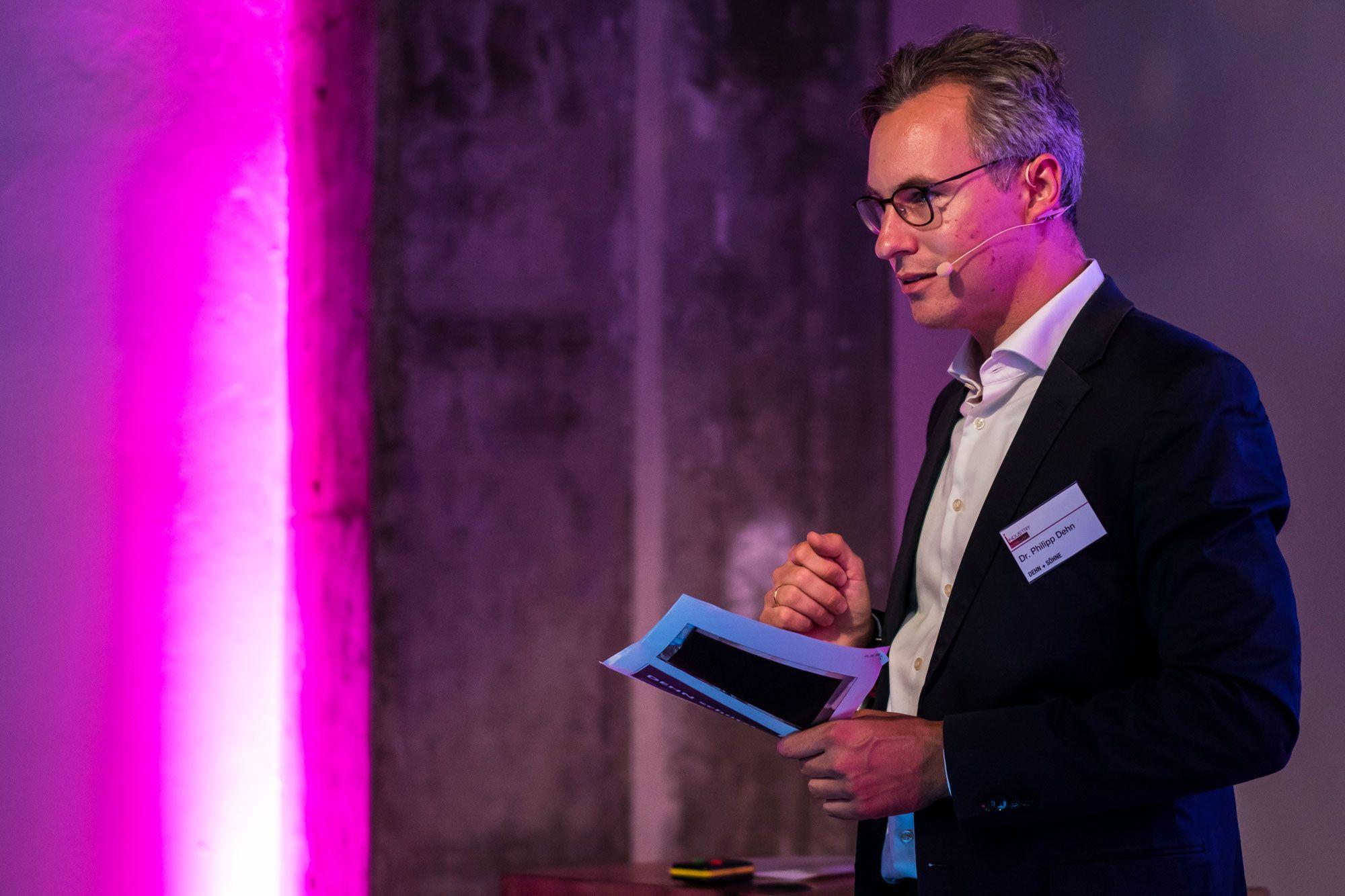 Dr. Philipp Dehn (Dehn + Söhne): Innovation extern – ein Traditionsunternehmen entdeckt den Company Builder