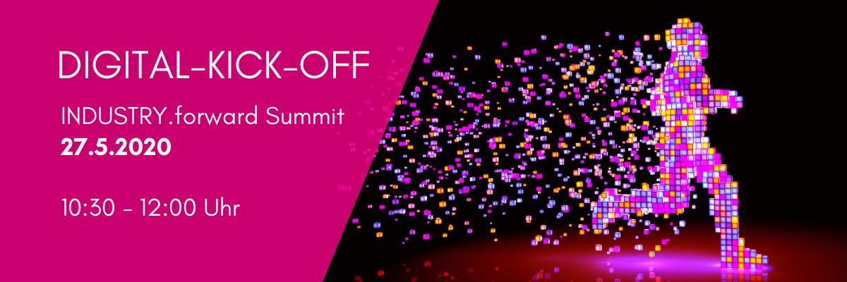 Digital Kickoff INDUSTRY.forward Summit 2020