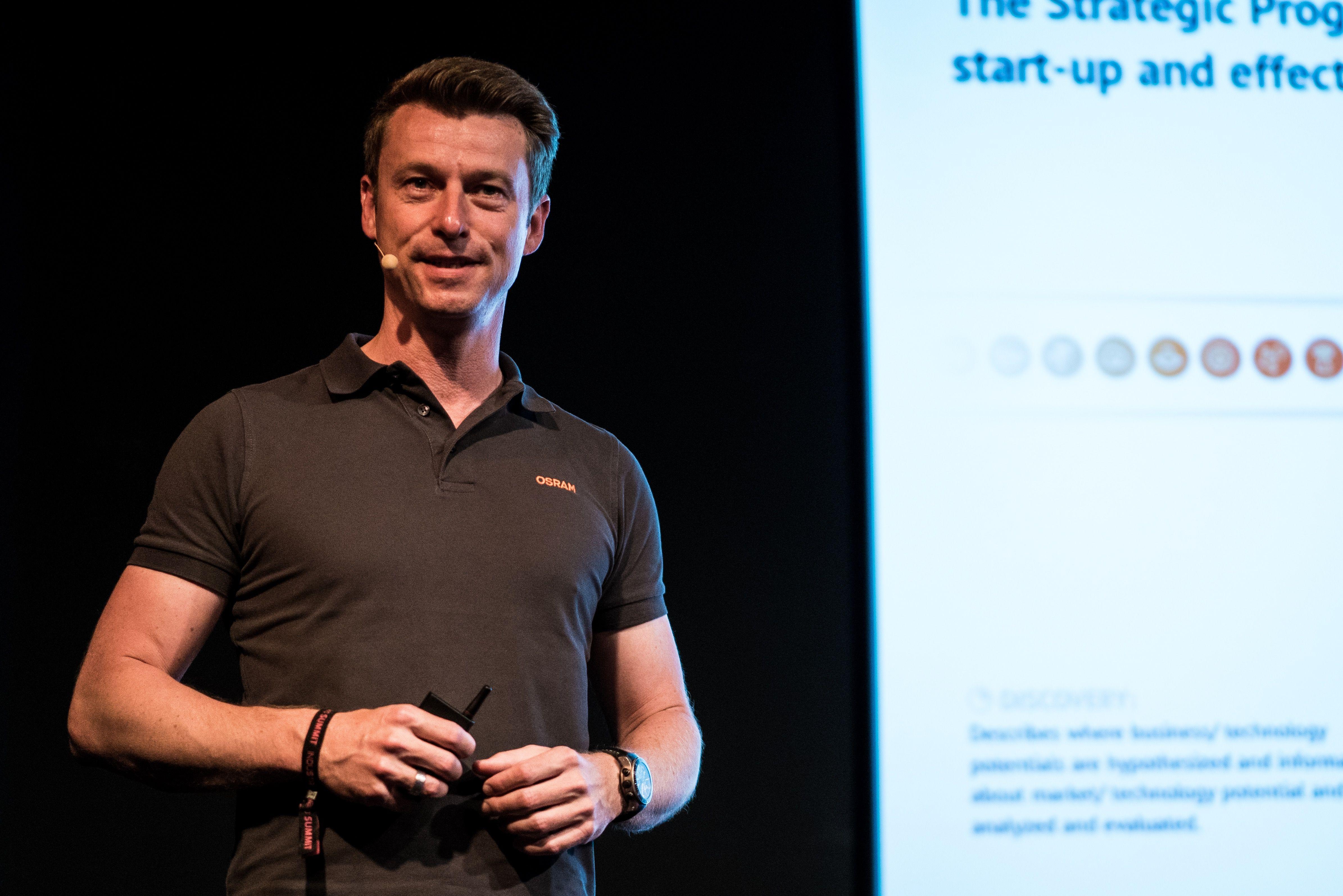 Hubertus Breier (Osram) & Manfred Tropper (Mantro): Wie Lean Startup im Corporate Kontext funktioniert!
