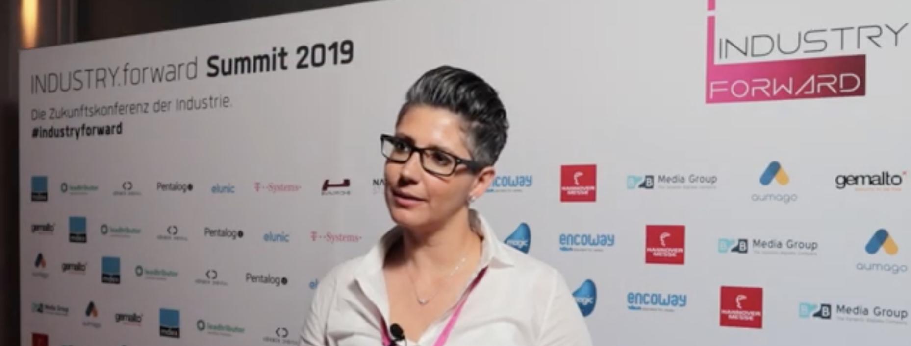 Den Digital Change meistern – Interview mit Nadine Despineux