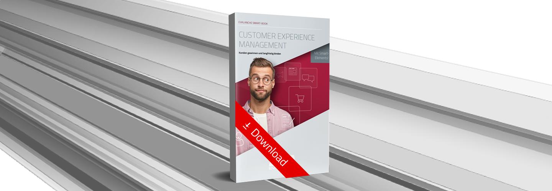 Smartbook zum Download:  Die 6 Erfolgsfaktoren im Customer Experience Management