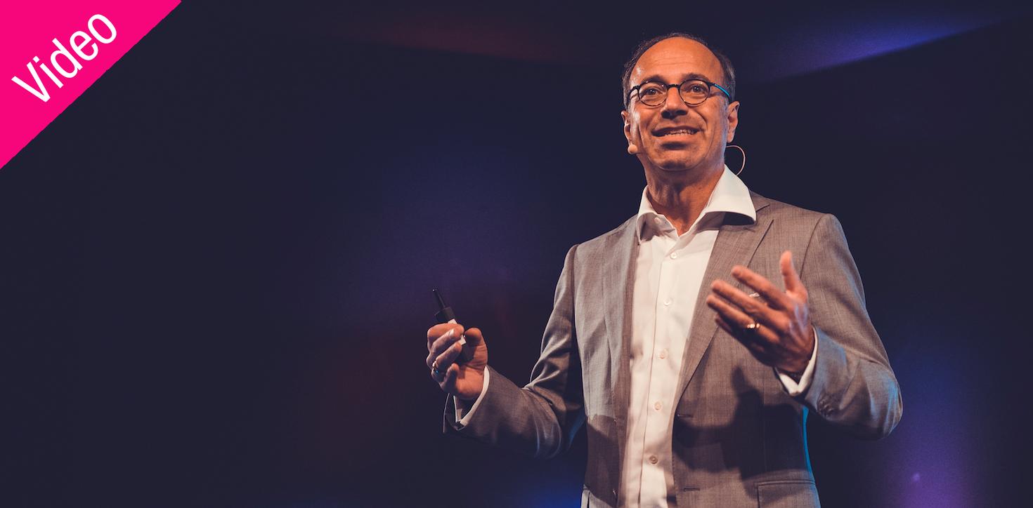 Prof. Ulrich Hermann, Heidelberger – Opening Keynote IFS 2019: Heidelberg goes digital – Was Unternehmen von Rebellen lernen können!