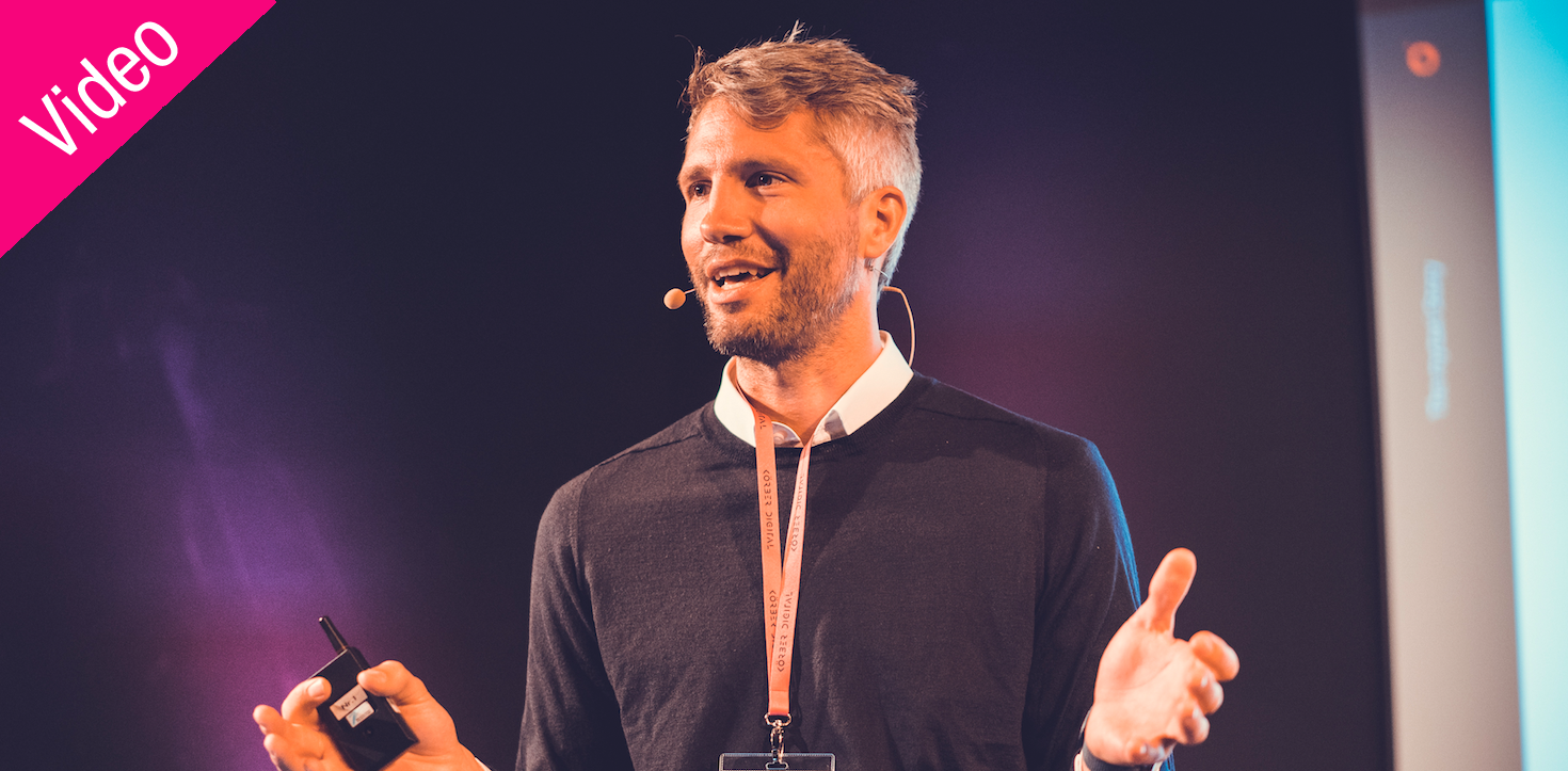 Sven Külper – Querblick IFS 2019: Die myTaxi-Story – how to disrupt an entire industry with a smartphone app