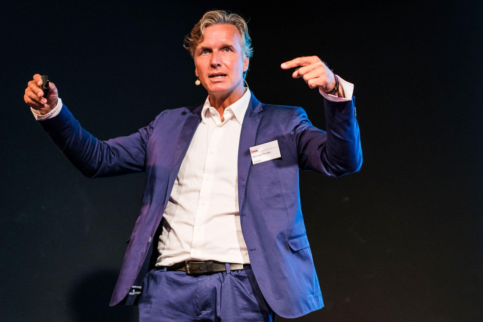 Michael Reuter (Datarella): Hype oder Innovation – welches Innovationspotential bietet Blockchain?
